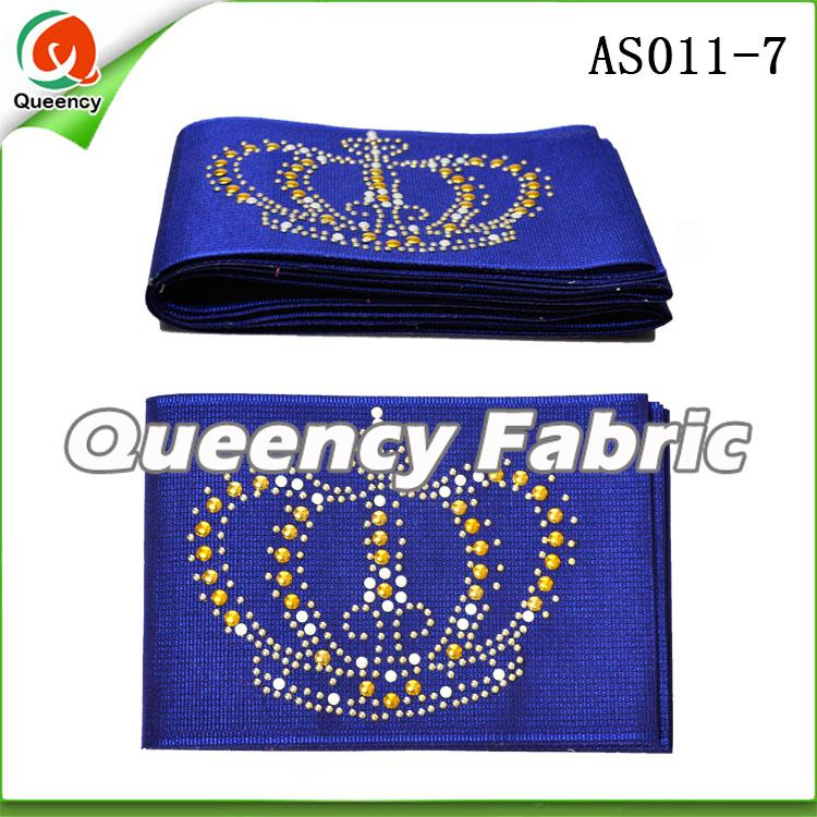 ASO OKE IN ROYAL BLUE