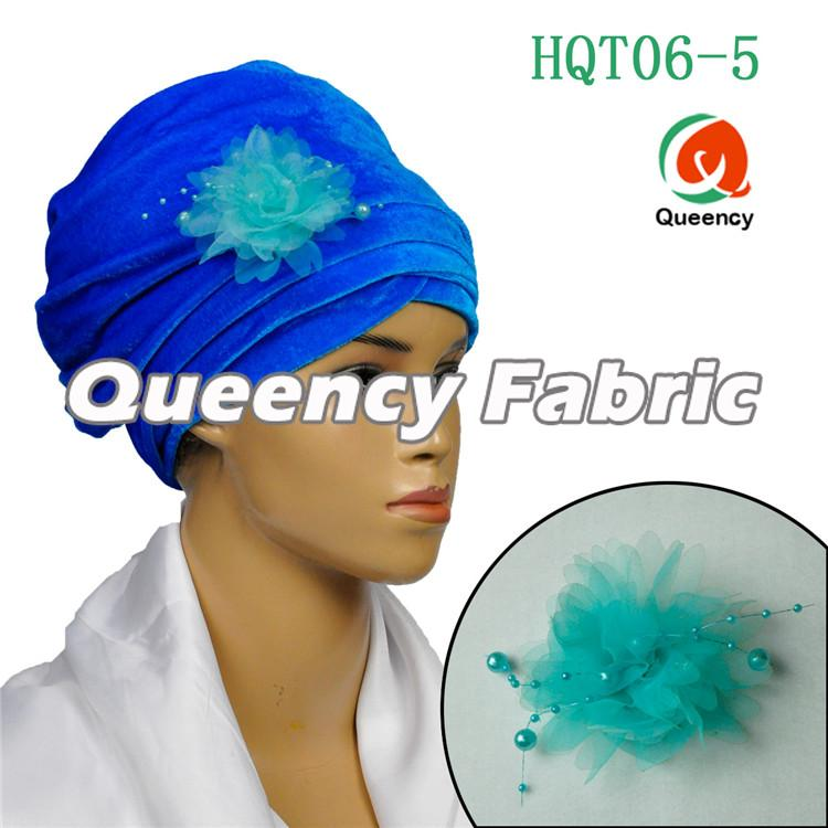 Ladies Turban Velvet Headtie