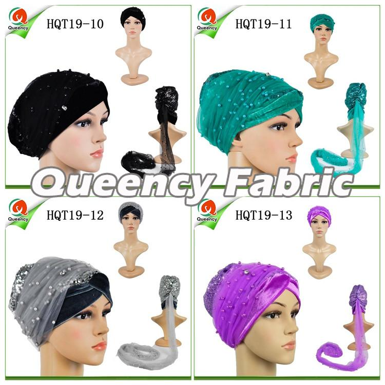 Wholesale Turbans Beaded Headband