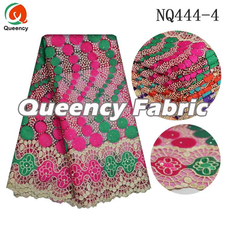 Wholesale Tulle Embroidery Stones Lace