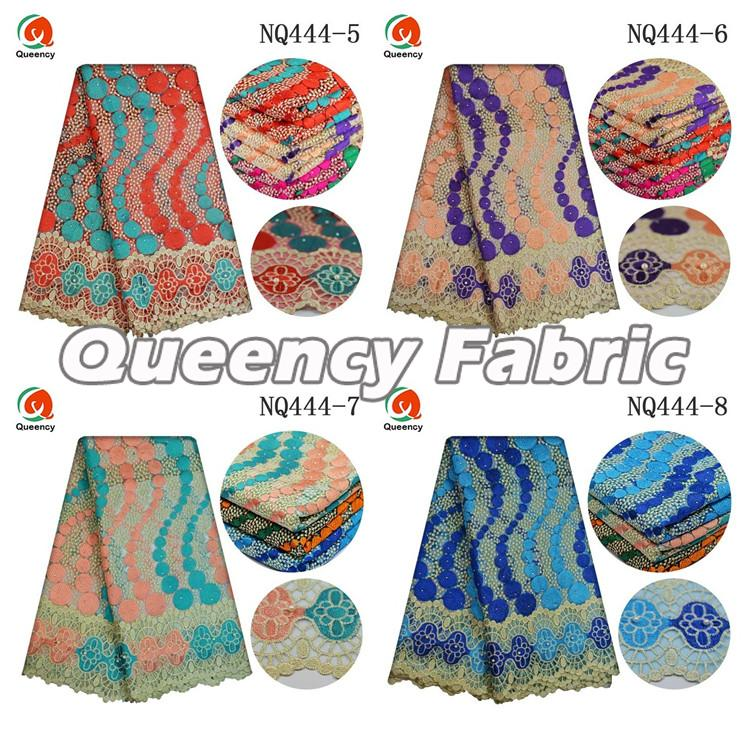 Lace Fabric African French