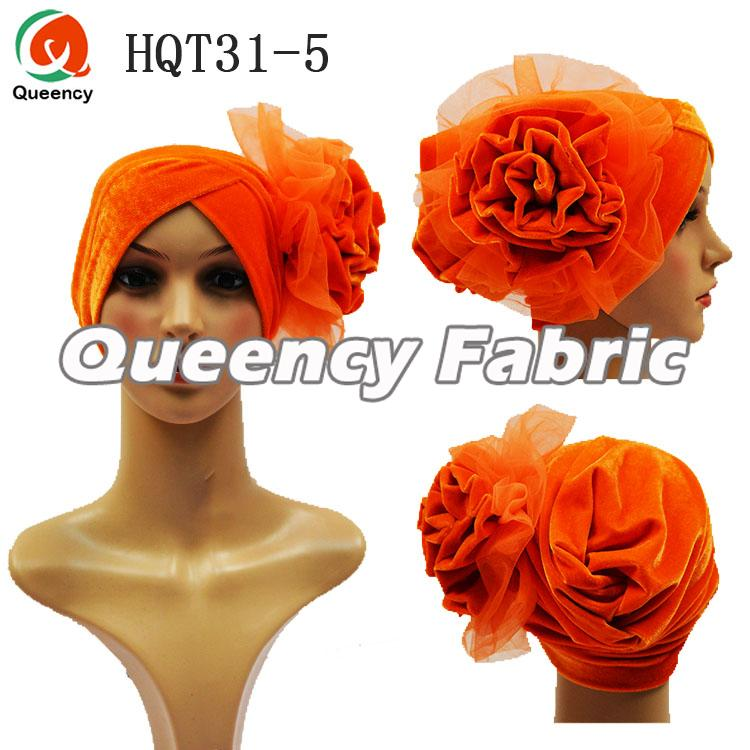 Plain Muslim Turban Head Wrapper