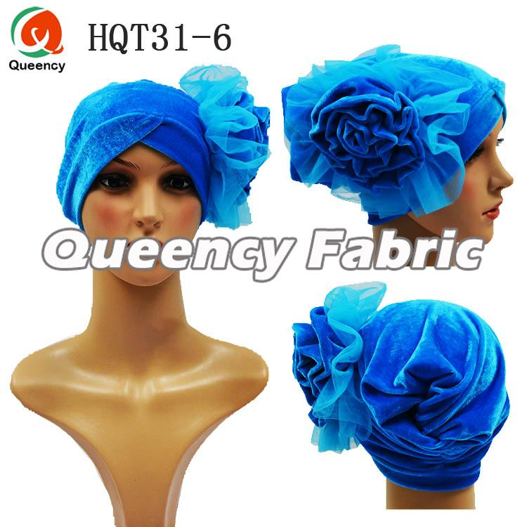 Head Hat Turban Plain Wrapper