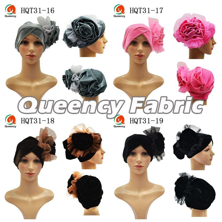 Turban Muslim Women Head Scarves