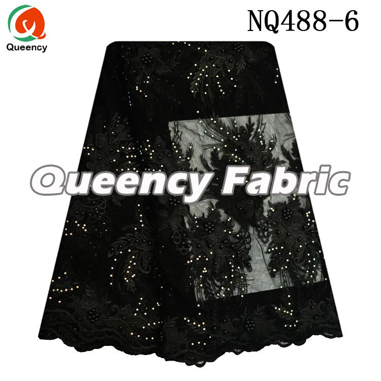Black French Lace Styles Nigerian