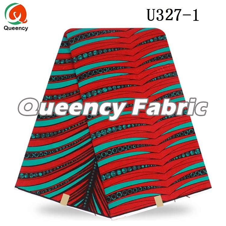 Ankara Fabric Design