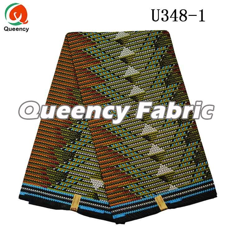 African Printed Wax Fabric