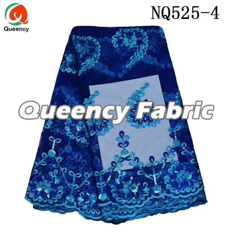Wholesale Net Embroidered Lace Fabric