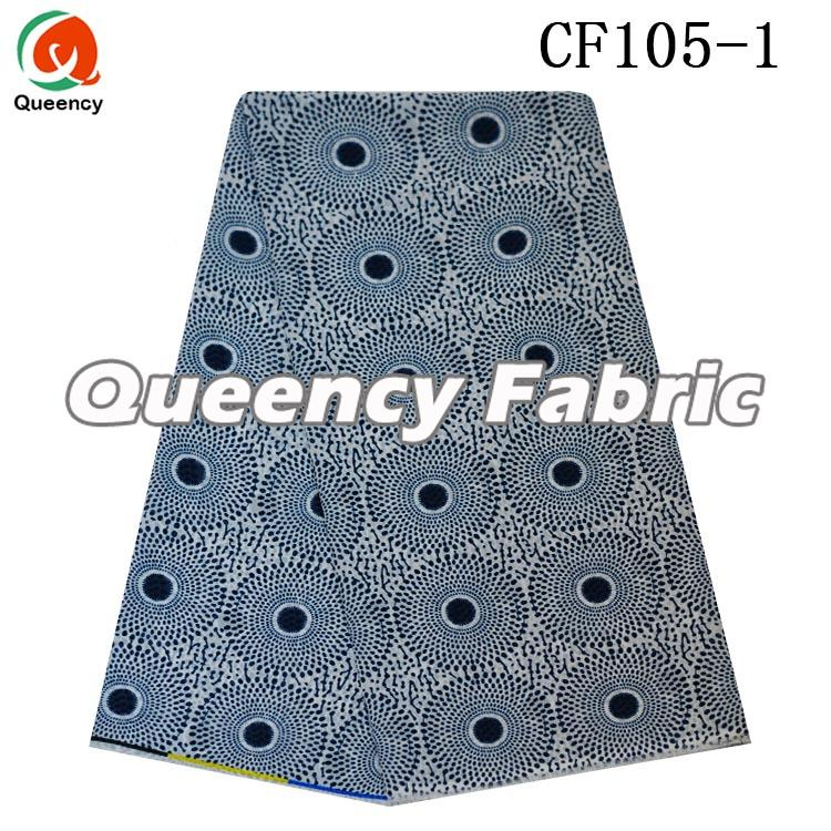 African Chiffon Textile