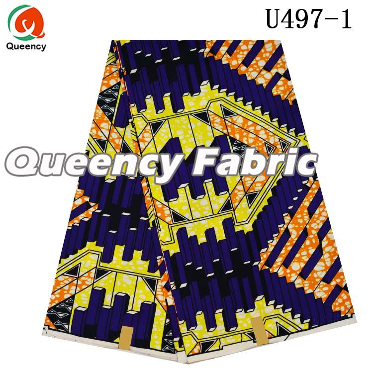 Wax Ankara Fabric