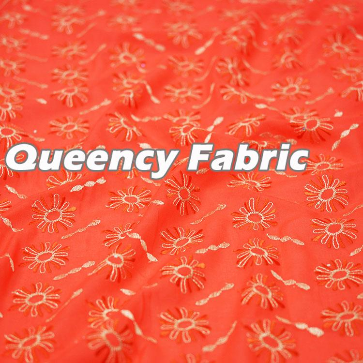 Swiss Voile Lace Fabric