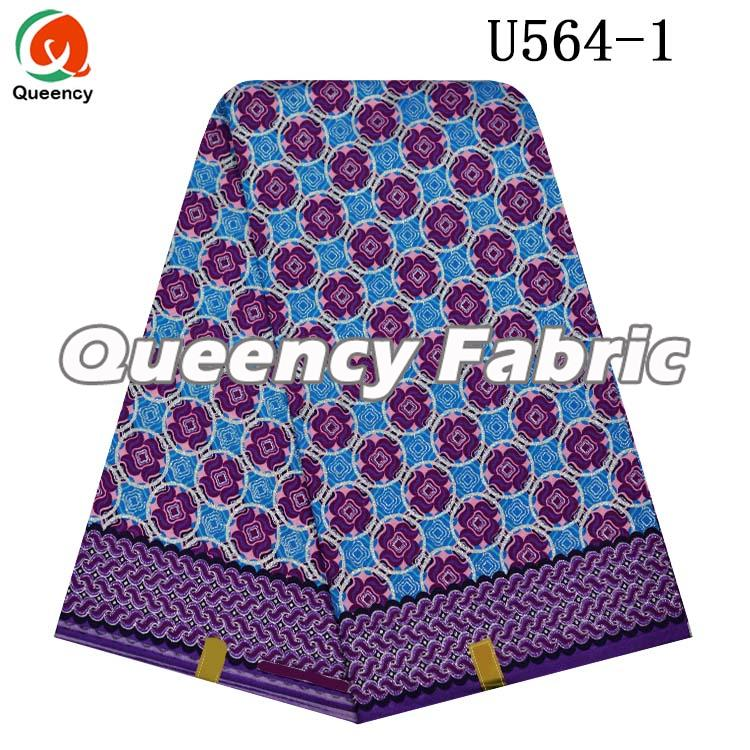 African Prints Polyester Wax Style