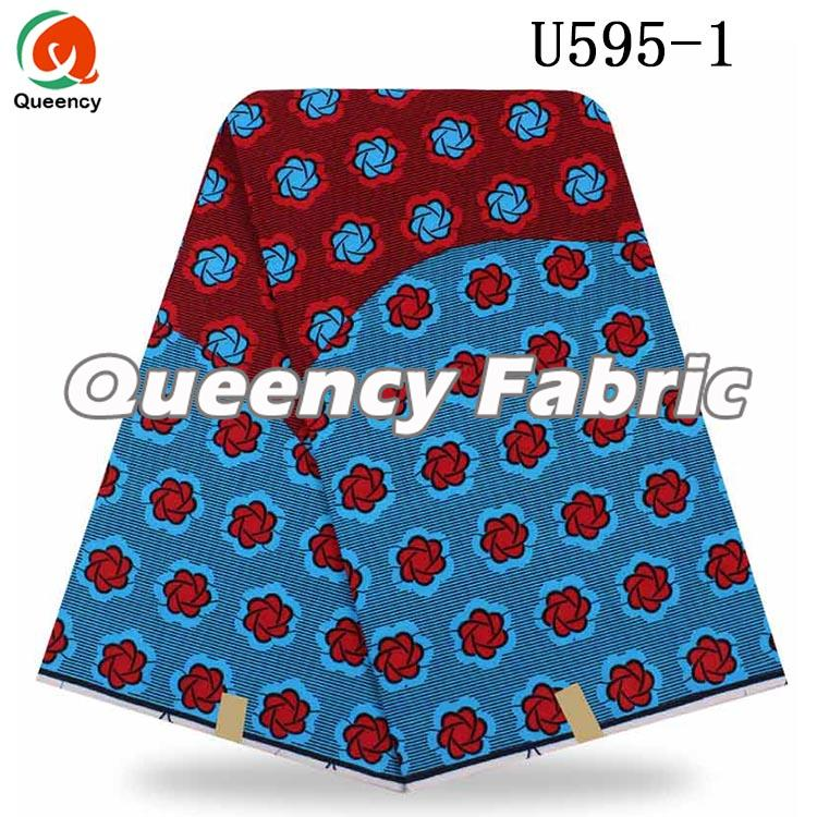 Floral Wax Prints Cotton Ankara Fabric