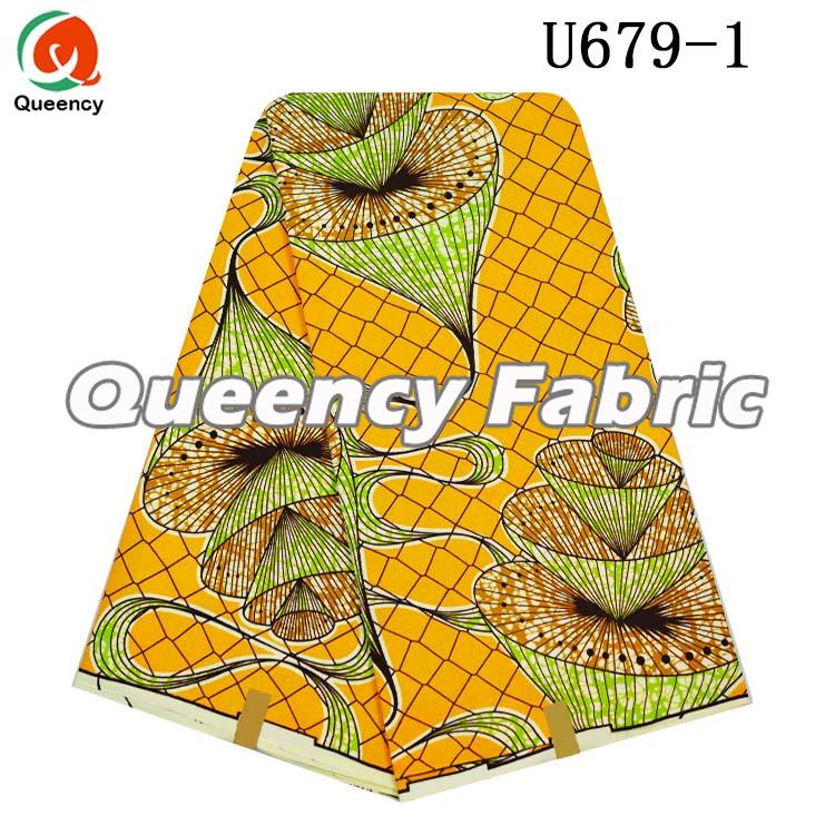 Nigeria Wax Fabric For Party