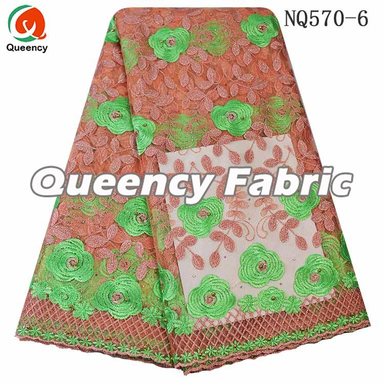 Nigeria Ladies Wedding Lace