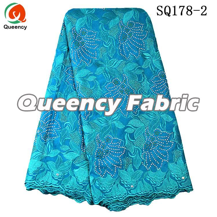 Swiss Lace Fabric