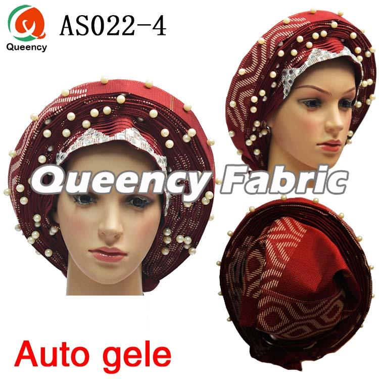 Asoke Headtie For African
