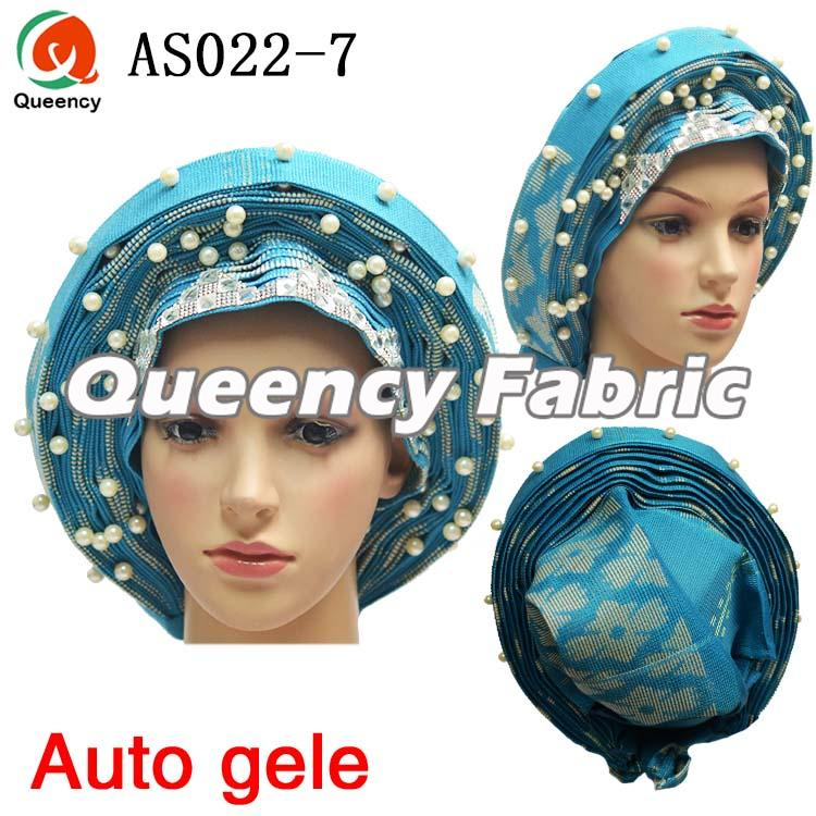Gele Asoke Headtie For African
