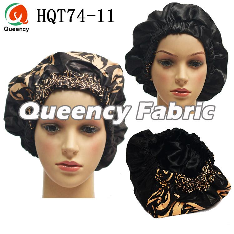 Satin Lined Sleep Bonnet