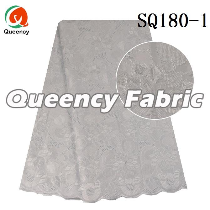 Nigerian Lace Swiss Material