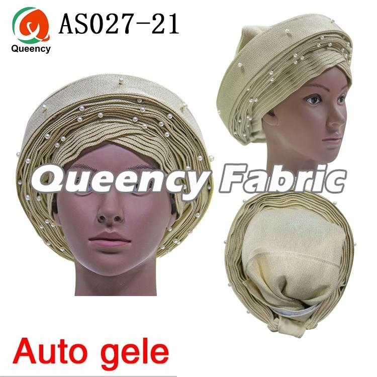 Auto Gele Headtie For Lady