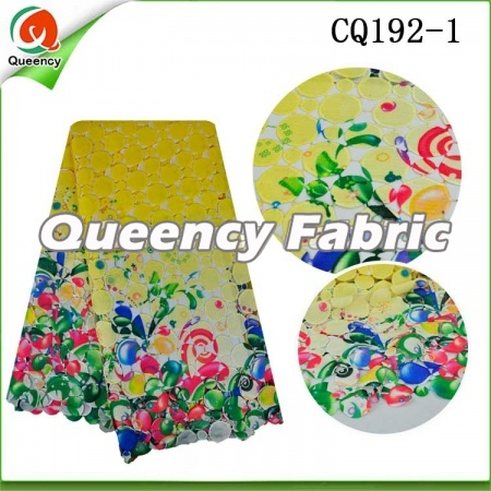 Cord Lace Fabric