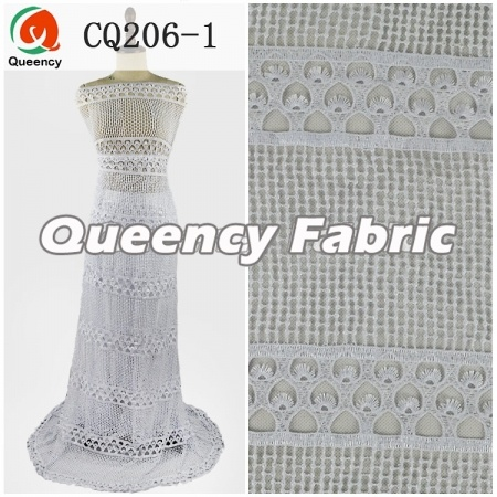 Africa Cord Lace Material
