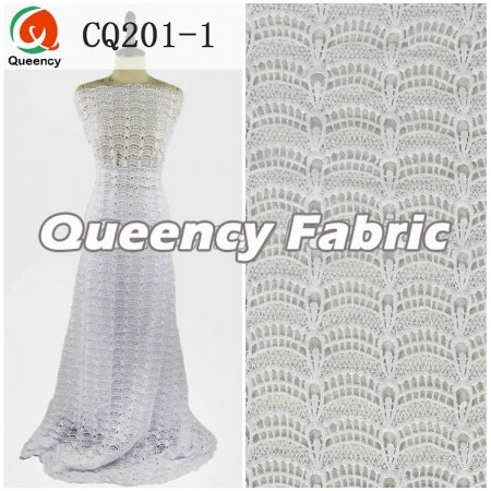 Nigerian Cord Lace Fabric
