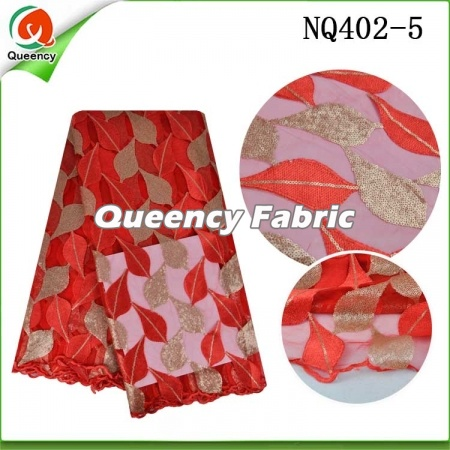 Nigeria French Soft Lace Embroidery