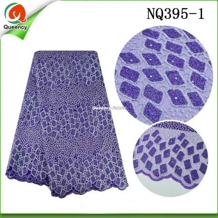 French Lace Nigeria Embroidery Fabric