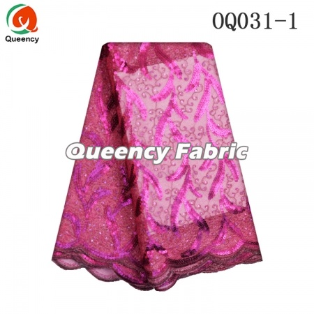Organza Lace Fabric