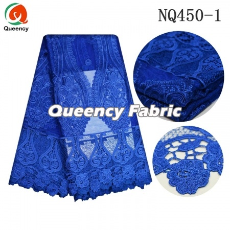 Tulle Lace Embroidery Nigeria Fabric