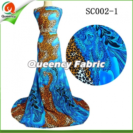 Newest Satin Material Silk