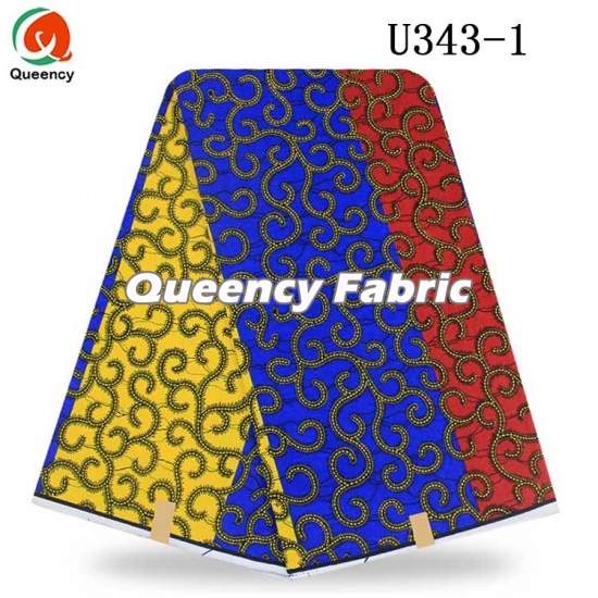 Ankara Cotton Printing Fabric