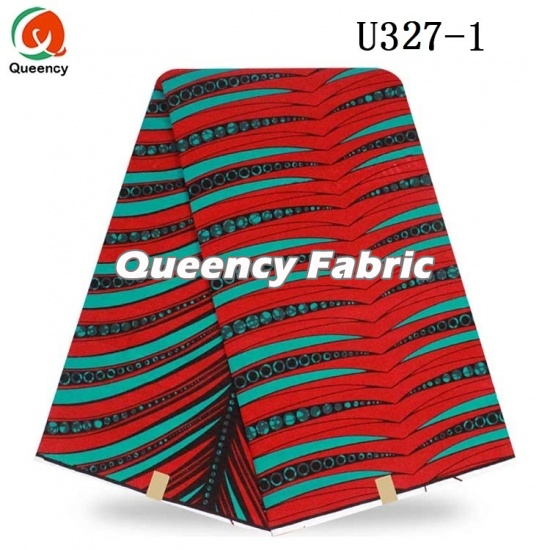 African Ankara Prints Fabric In Bulk
