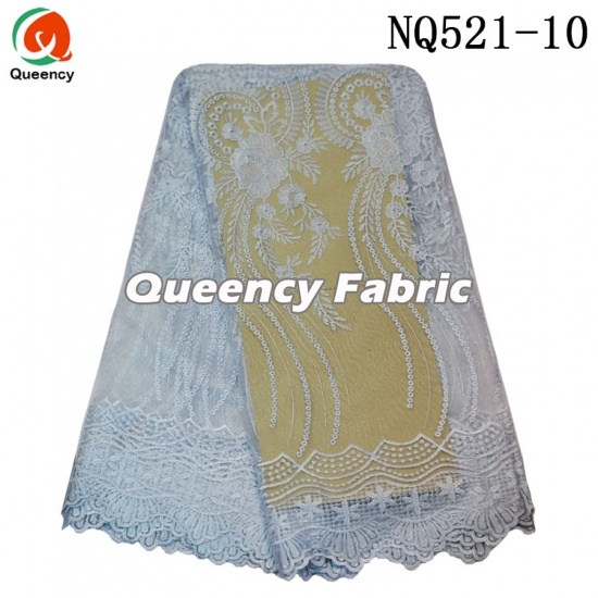 Lowest Ladies Tulle Bridal Lace Net Enbroidery
