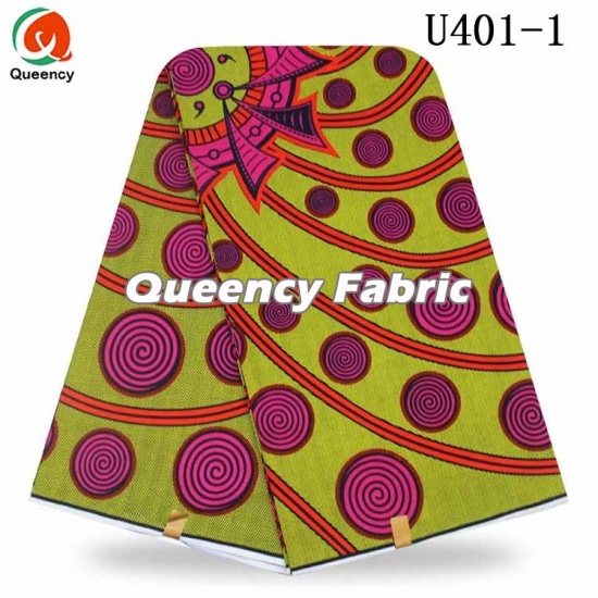 Competitive Cotton Printed Ankara Fabric