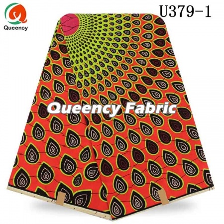 Wholesale Ankara Cotton Printing Fabric