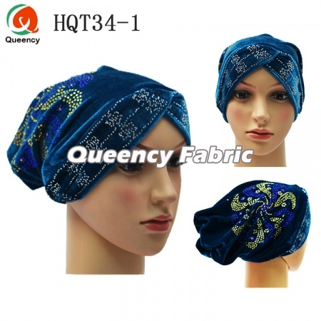 African Ladies Bonnet Turban Headtie
