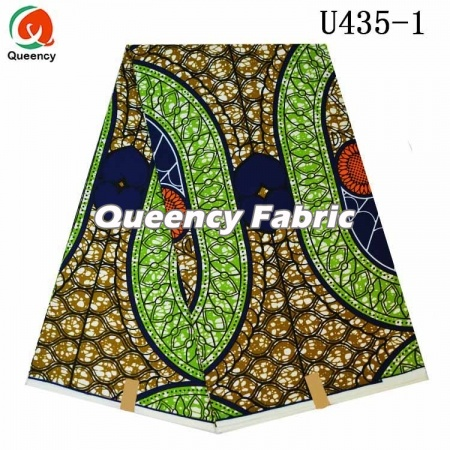 Wax Fabric African Prints Textile