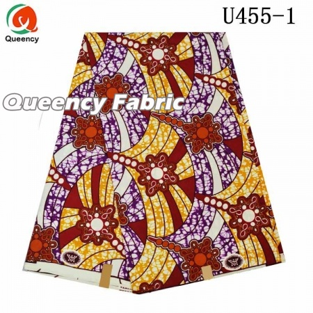 Competitive African Polyester Ankara Material