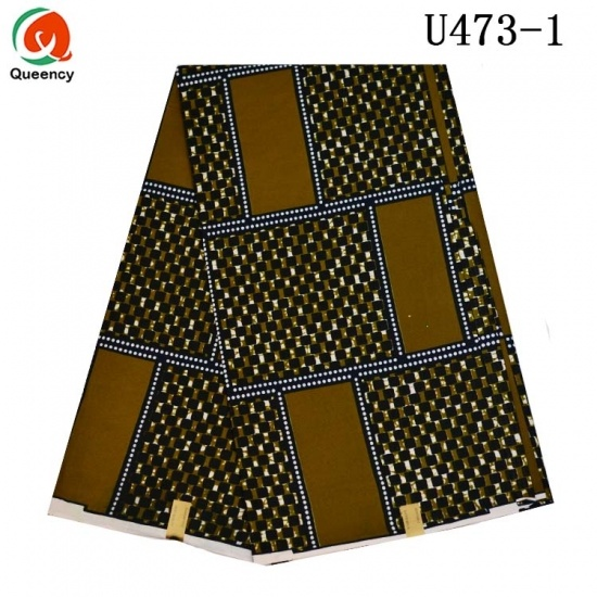 African Prints Wax Material