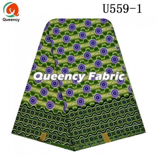 African Golden Wax Polyester Printing Fabric