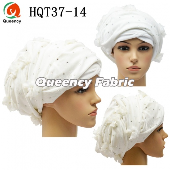 Ladies Hijab Velvet Turban Headtie Wrap