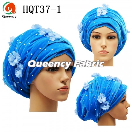 Newest African Arabic Turban Hijab
