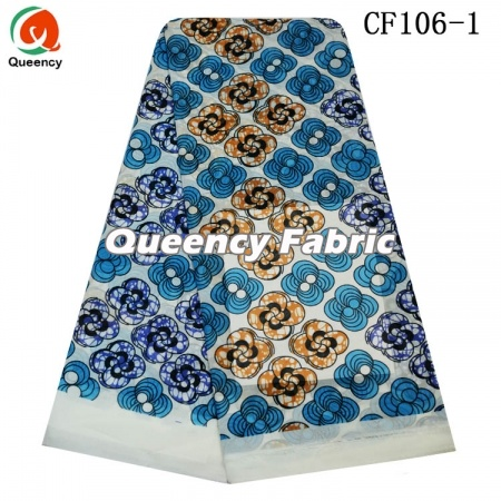 Competitive African Chiffon Prints Fabric