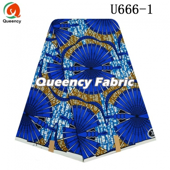 Wholesale African Prints Wax Material