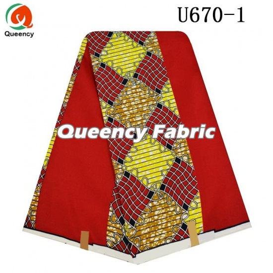 Wholesale Africa Prints Polyester Ankara Fabric