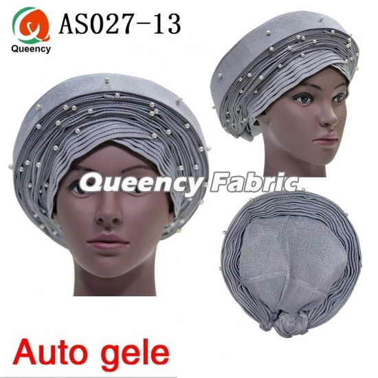 Latest Already Made Auto Gele For African